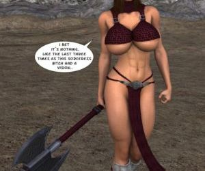 Sorceress's Blunder - part 3