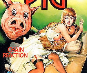 PIG #33 CHAIN REACTION - ENGLISH