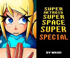Super Metroid Super Space Super Special