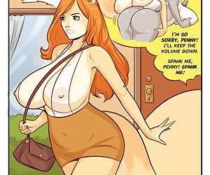 Sweet Buxom Penny - part 3