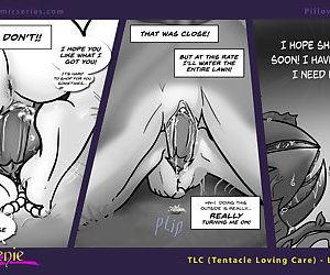 Love Genie Web-Comic Series - - part 2
