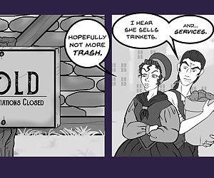 Love Genie Web-Comic Series - - part 3