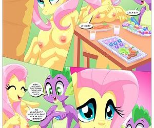 The Secret Ingredient is Fluttershy... Fluttershy - part 2