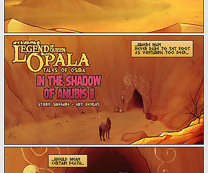 Legend of Queen Opala - In the Shadow of AnubisII: Tales..