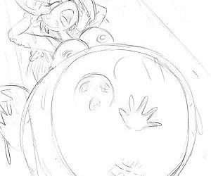 Natsumemetalsonic Sketches 2 - part 8