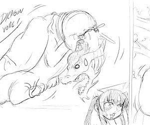 Natsumemetalsonic Sketches 2 - part 11