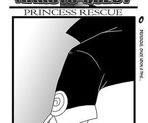 NarutoQuest: Princess Rescue 0-18