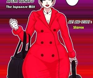 5tarex - Milfs on FIre - Akemi Hanako