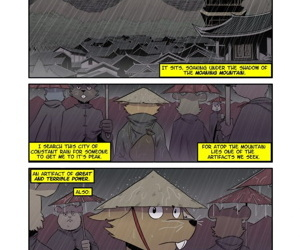 Thievery Book 2- Part 5 - The monk
