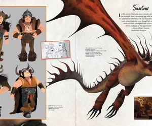 The Art of How to Train Your Dragon - The Hidden World -..