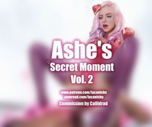 Lacanishu Ashes Secret Moment vol.2