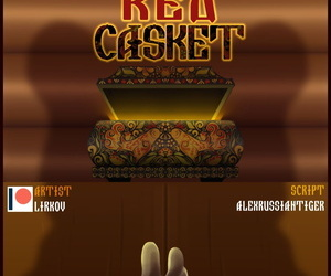 The Vixen and the Bear II:The Hunt For The Red Casket