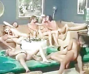 Vintage Porn - Wedding Orgy