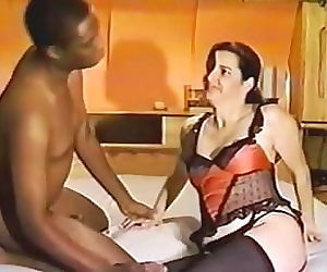 Retro Interracial 114