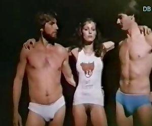 Annette Haven - Double Handjob