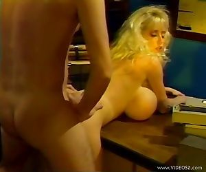 Classic Porn, Wendy Whoppers , Office fun !