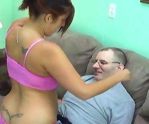 my lucky pornstar fuck