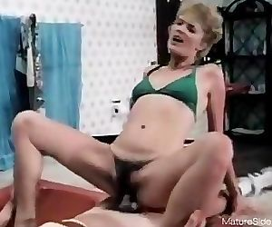 Vintage Mom + Boy 04 From MatureSide