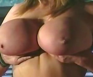 Rare Vid of Rhonda Baxters and Mishkas Classic Boobs!!!