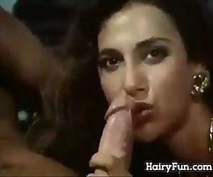 Hairy European Slut On That Hard Dick