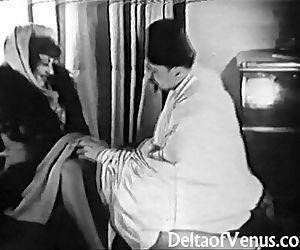 Antique Porn 1920sShaving, Fisting, Fucking