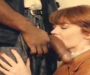 Black man force to suck and fuck white woman