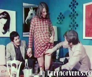 Pregnant Lust1970s Vintage XXX