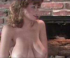 Christy Canyon and Rikki BlakeHot Lesbian Scene