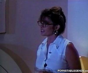 Ashlyn Gere sweats from hot hard sex - 8 min