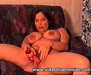 Vida GarmanPregnant Oral Sex