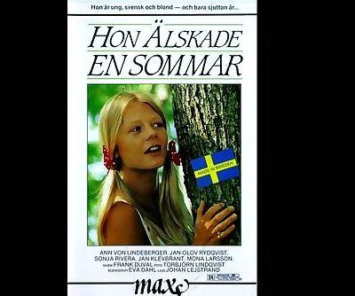 Hon älskade en sommar 1977