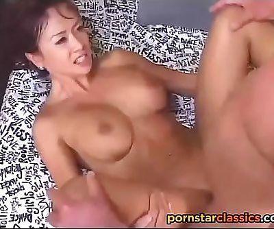 Asian porn legend in hardcore vintage porn 4 min