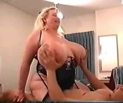 Classic Big Titty Hardcore fucking