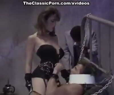 Christy Canyon & Peter North - BDSM Mistress