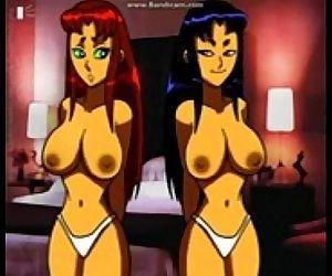 Starfire and Blackfire - 3 min