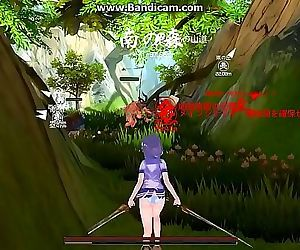 Sword Hime The Game 5 min HD