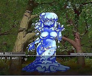 Sinfully Fun Games Monster Girl Quest 37 min HD+
