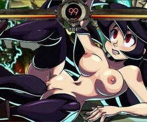 Skullgirls Hentai Game - 4 min