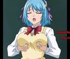Kurumu Anime Edging JOI - 13 min
