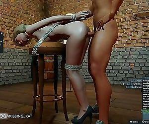Anal Hot Sex at a 3DXChat Club 6 min HD