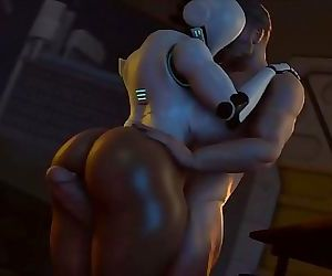 Big Booty Robot Gets Her Big Ass FUCKEDHaydee SFM Porn Compilation Best of 2018 13 min HD+