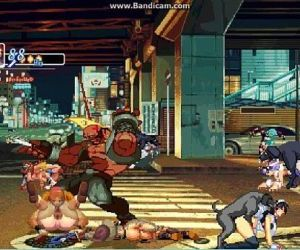 Bao & Birdie vs KOF XIII girls - 9 min