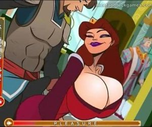 Meet and Fuck Big Titted MILF Queen - 6 min