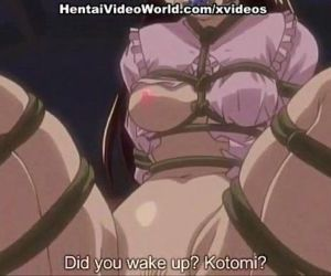 Hardcore hentai sex with strap-on - 6 min