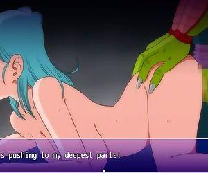 Bulma Adventure 2 All Sex Scenes Dragon Ball Parody