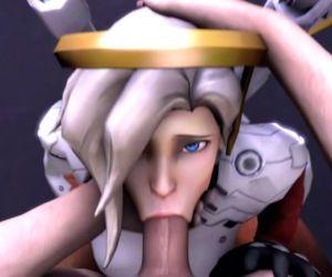 Overwatch SFM: The Very Best Of Mercy
