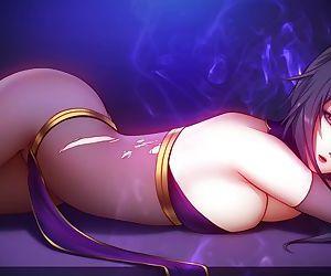 Tharja Femdom Hentai JOI - Fire Emblem