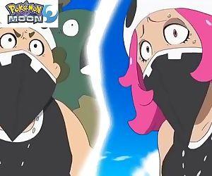 Pokemon Sun & Moon Episode 25
