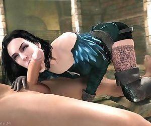 Hot Sexy Body Cartoon 3d porn game