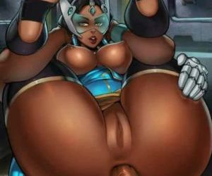 Overwatch Hentai Slideshow